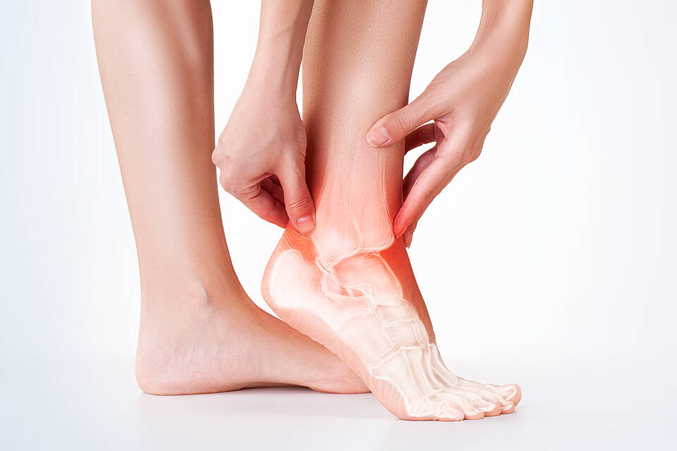 50.000 Amputationen fordert jedes Jahr das Diabetische Fußsyndrom – rund die Hälfte davon ist überflüssig