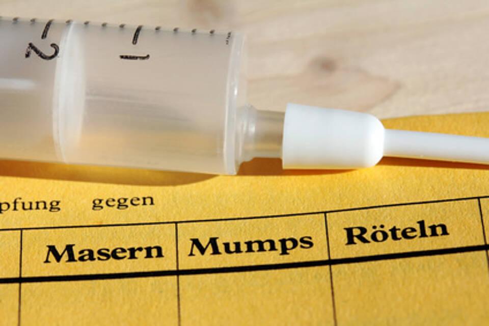 Mumps geht in München um. Viele junge Menschen sind nicht ausreichend geimpft
