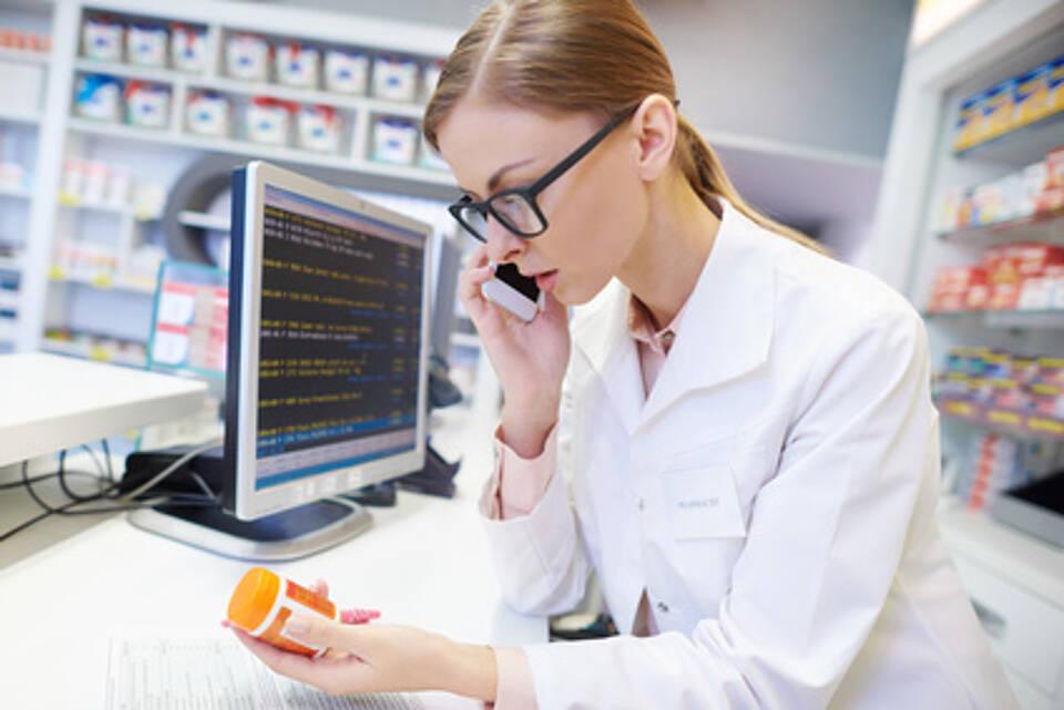 Kein Nachschub mehr: Wegen Lieferengpässen bei Arzneimitteln müssen Apotheker immer öfter passen