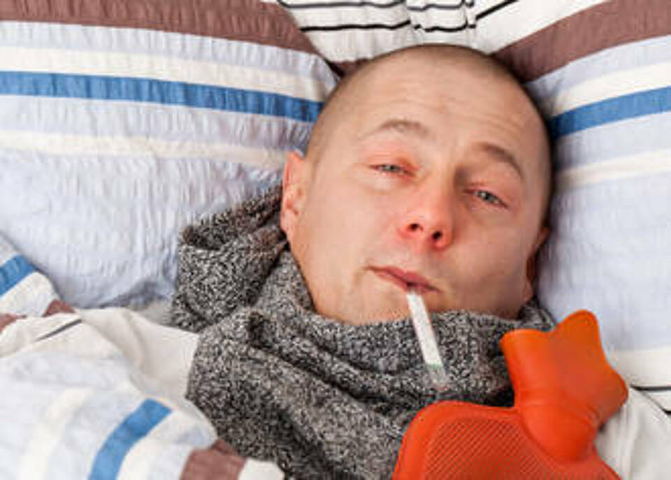 Heftige Bilanz: Die Grippe hat in der Saison 2017/2018 fast 1.000 Menschen das Leben gekostet