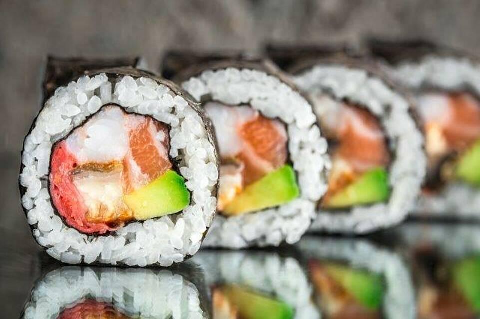 Sushi-Blätter sind häufig mit Schwermetallen belastet