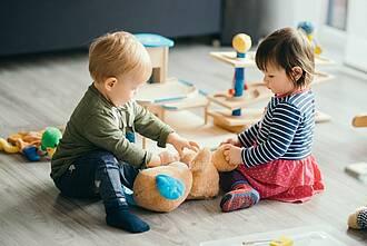 Empathie, Kinder, Vierjährige, Theory of Mind