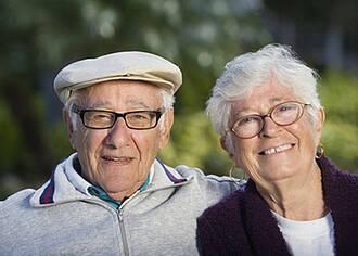Sind alte Menschen glücklicher?