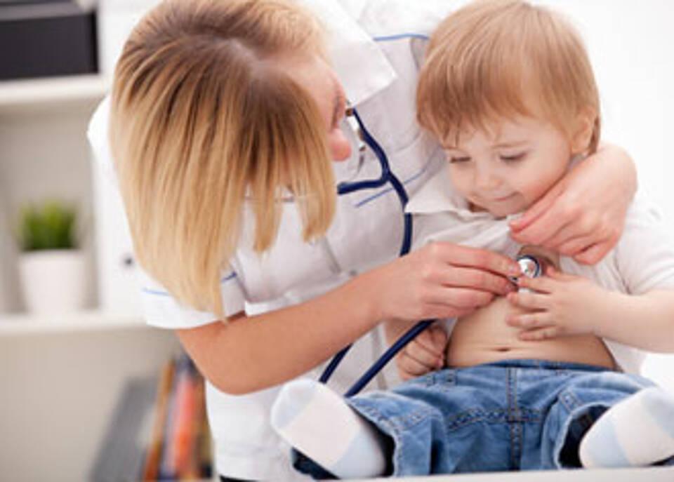 Spezialzentrum behandelt Kinder mit pulmonaler Hypertonie