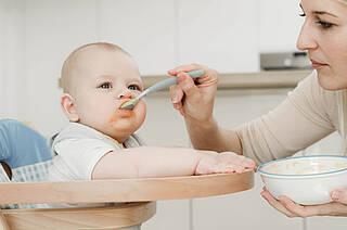 Ernährung in der frühen Kindheit wichtig für spätere Gesundheit