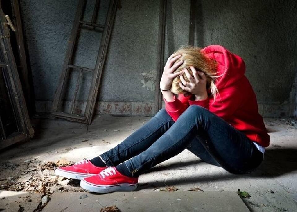Stress kann psychische Erkrankungen begünstigen