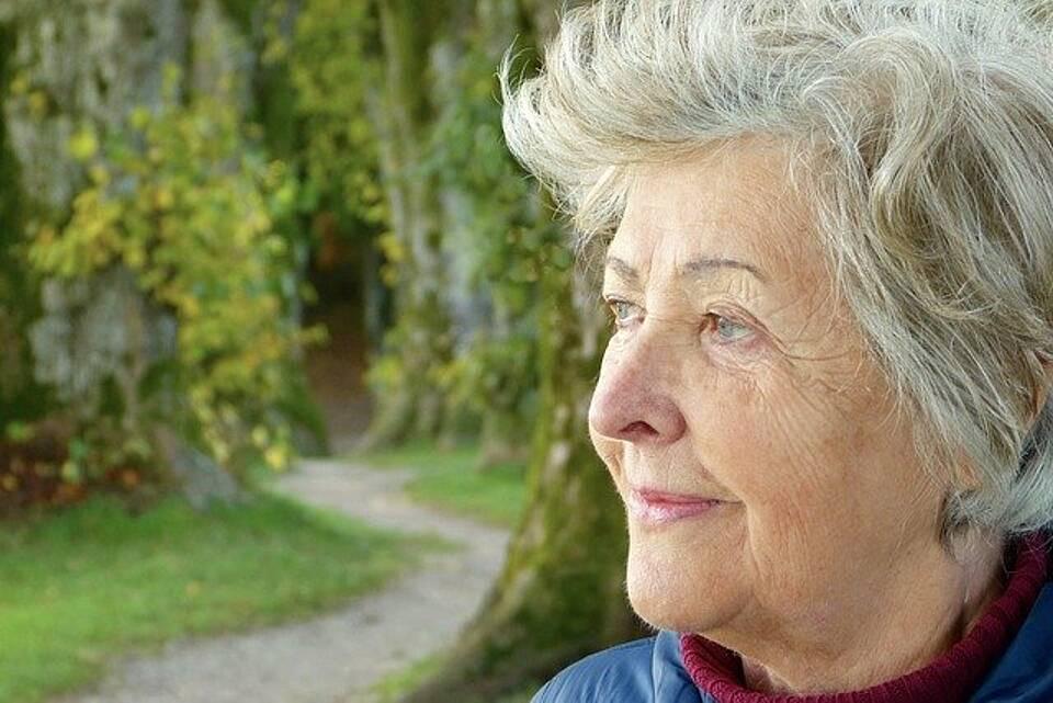 Depressionen sind im Alter häufig. Doch die Symptome werden meist falsch interpretiert