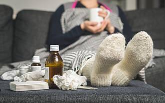 Grippe, Grippewelle, Grippeschutzimpfung
