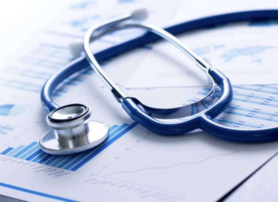 Stethoskope, Bakterienbelastung, Hygiene in Krankenhäusern