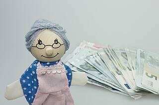 Pflegeheim, Sozialhilfe, Steuerzuschuss