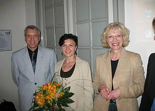 Curt Meyer-Gedächtnispreis 2008 verliehen