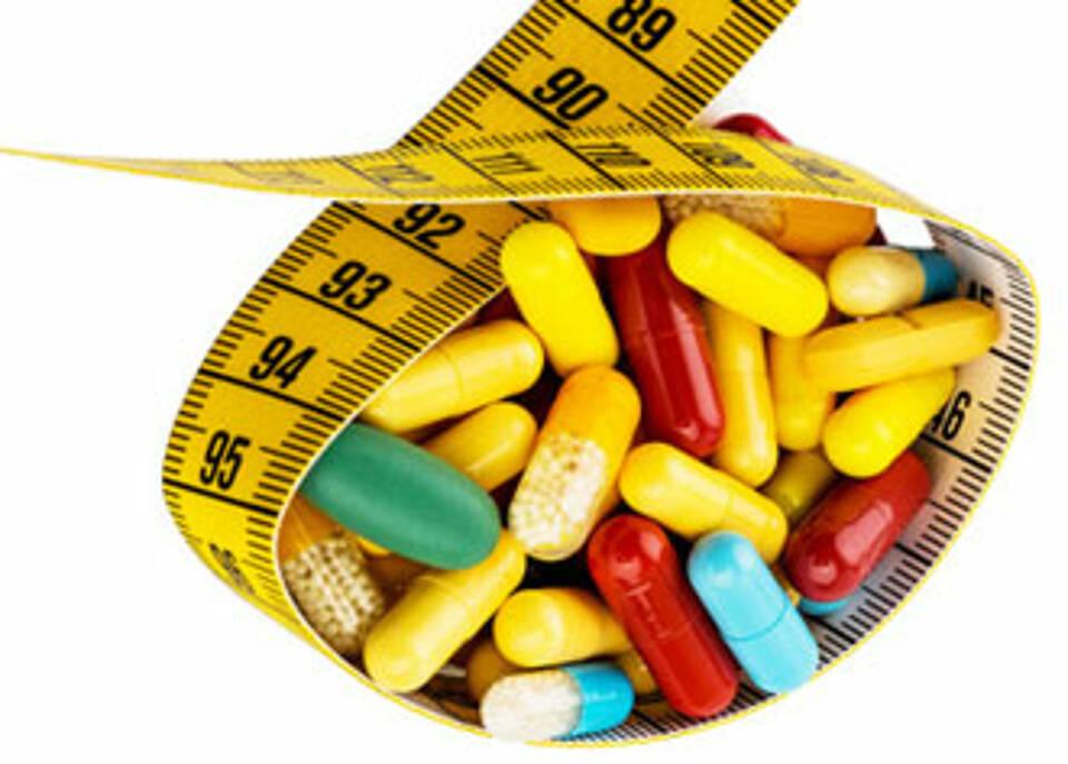Ohne Wirkung: Schlankheitsmittel helfen kaum beim Abspecken, fand die Stiftung Warentest heraus