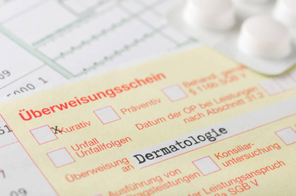 dermatologem hautarzt, hautkrebs, hautkrebs-screening