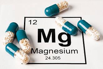 Magnesium, Bluthochdrucktherapie