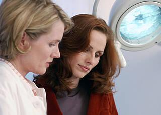 Brustkrebs: Wann hilft eine Chemotherapie?