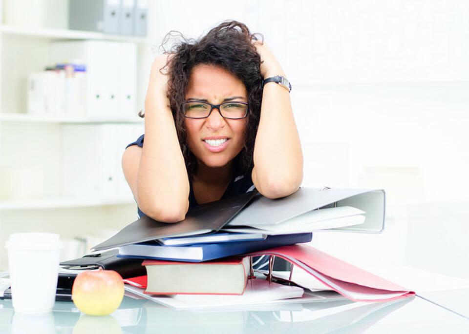 Stress kann Genaktivität verändern