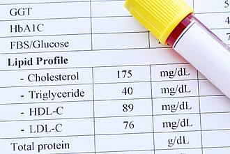 Diät zur Senkung des Triglycerid- und Cholesterinspiegels