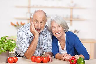 Senioren - Projekte - Gemeinsam essen