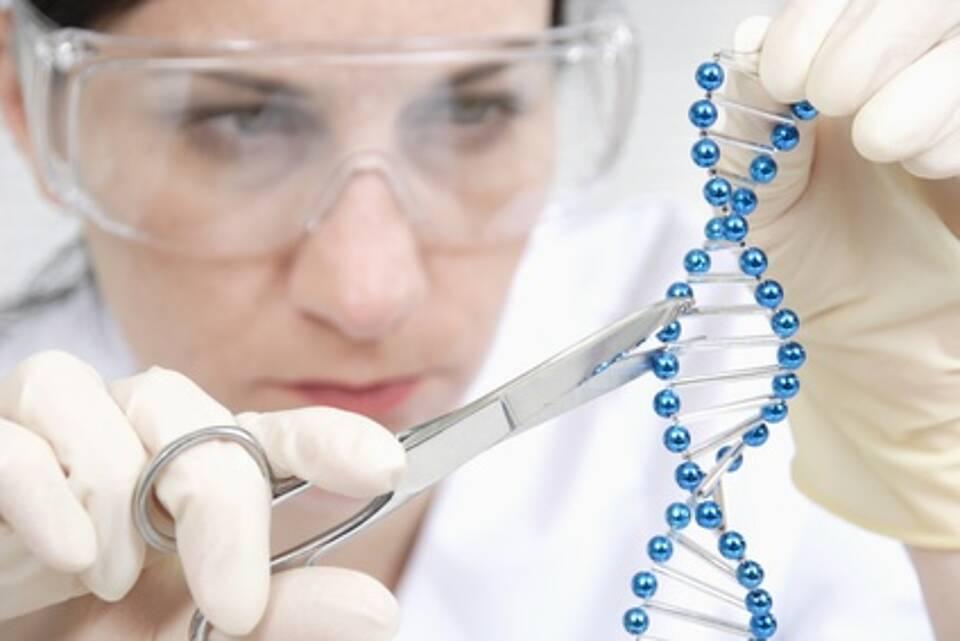 Genschere, gen-therapie, DNA, Krebs, HIV