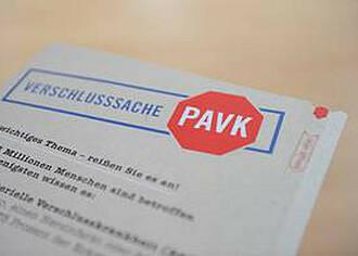"""""""Verschlusssache PAVK"""""""