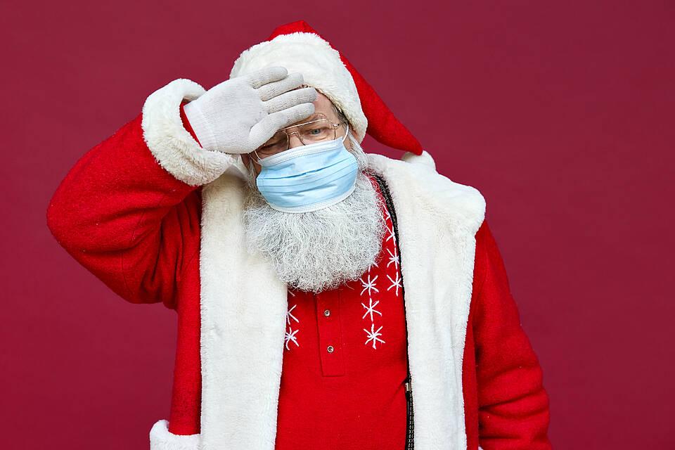 Corona, Weihnachten, Neuinfektionen