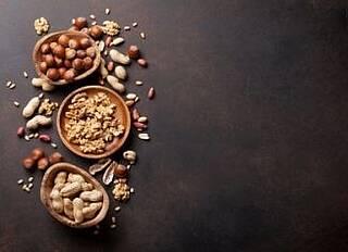 Nüsse schützen möglicherweise vor Krebs