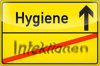 Gegen Klinikkeime helfen Händehygiene, MRSA-Screening und Infektionsschutz