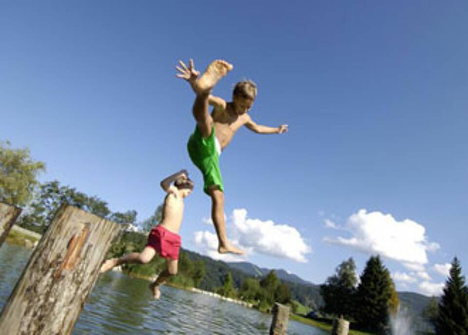 Dutzende Querschnittslähmungen durch Badeunfälle