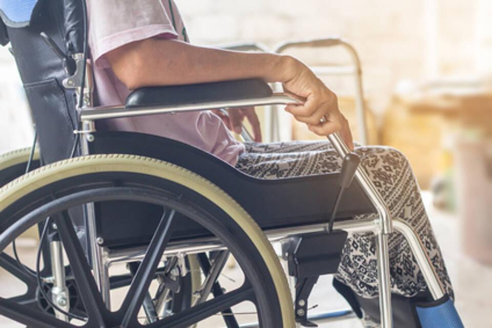 rollstuhl, behinderung, multiple sklerose, MS