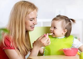 Frühe Zufütterung von Allergenen kann Allergien verhindern