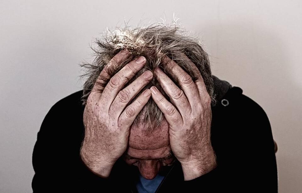 Testosteron, antidepressive Wirkung