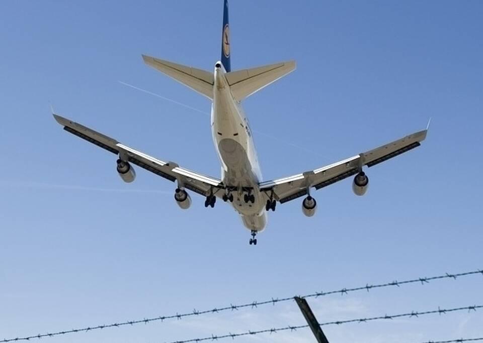 Fluglärm steigert Herzinfarktrisiko