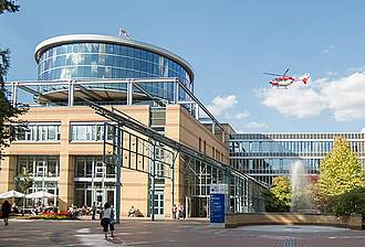 Unfallkrankenhaus Berlin, Klinik, Berlin