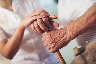 Pflege, ambulante Pflege, Pflegebedürftge
