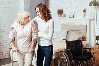 Pflege, Tipps, Prävention, pflegende Angehörige