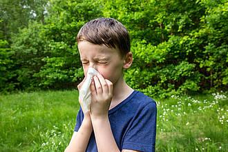 Pollenallergiker