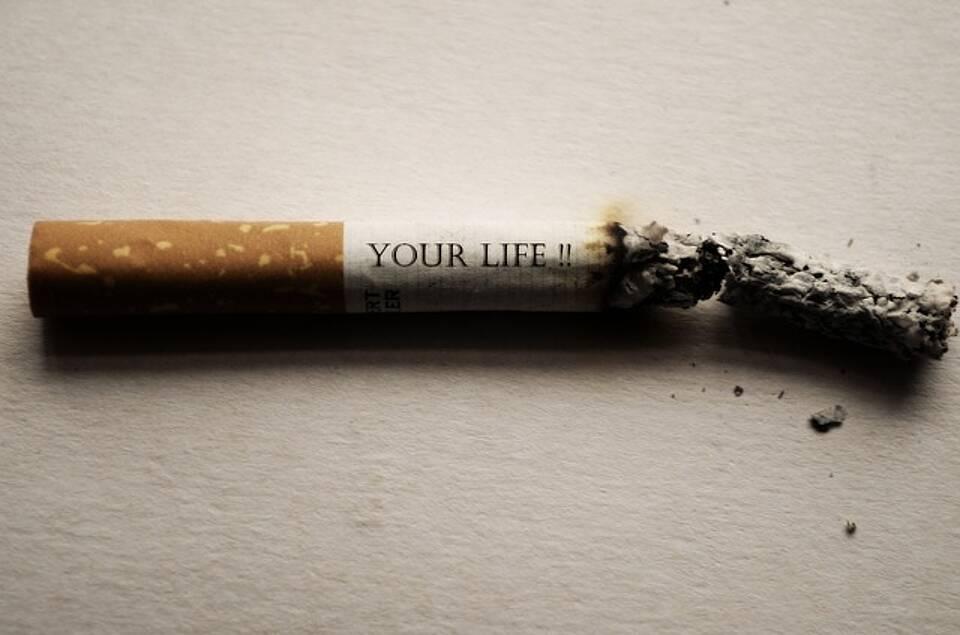 Rauchen und Gehirn