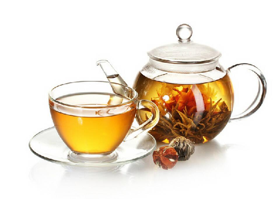 Wirkstoffe des grünen Tees