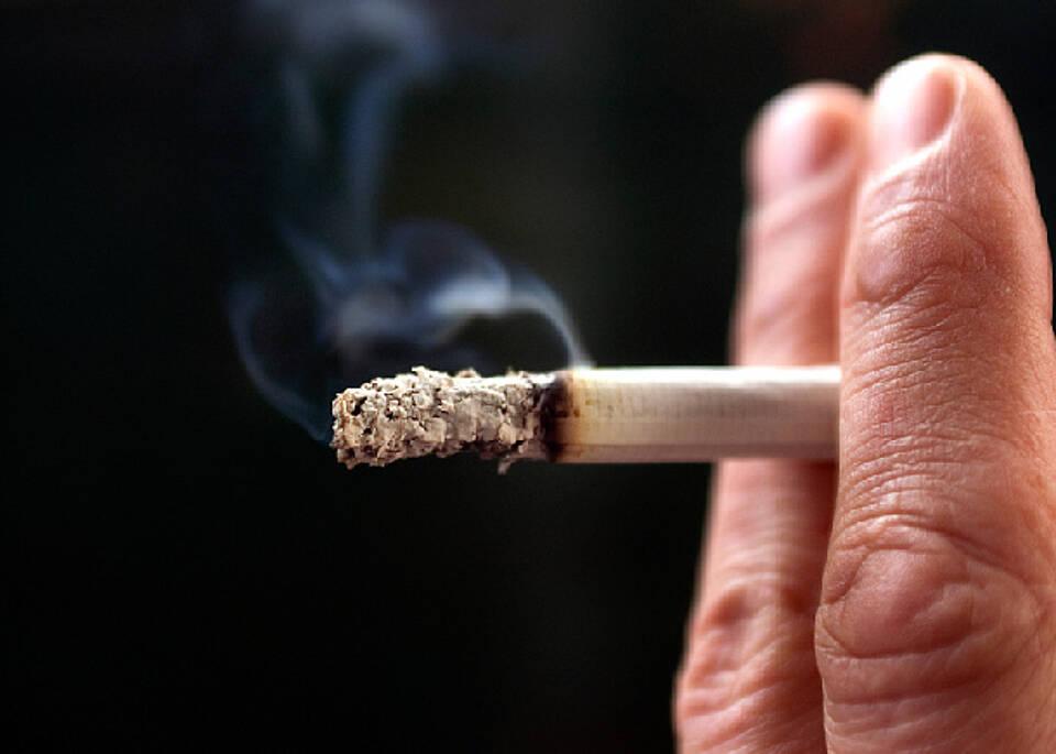 Rauchen und Diabetes schädigen das Gehirn