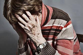 Demenz, Sundowning, Sundown-Syndrom