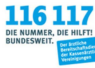 Die 116 117 kommt