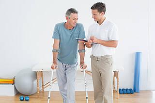 Kniegelenk, hüftgelenk, chirurgie, endoprothese, prothese, schmerzen, gelenkschmerzen