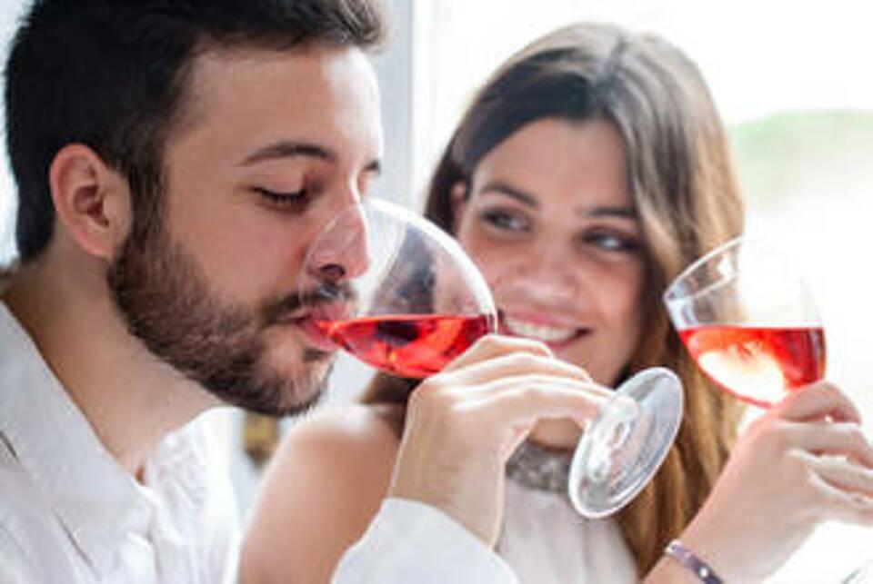 Rotwein und Migräne