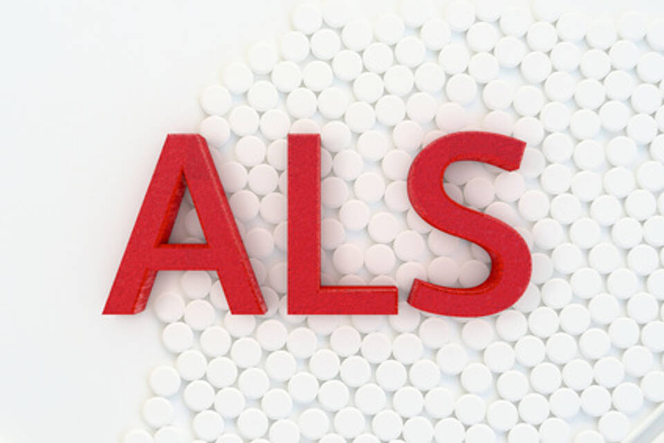 Amyotrophe Lateralsklerose (ALS): Fortschreitende Lähmung der Muskulatur