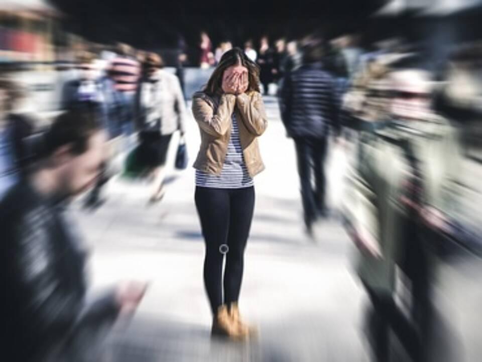 Angststörungen, Benzodiazepine