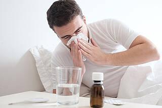 Behandlung der Bronchitis