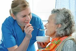 Rückenschmerzen Pflegepersonal