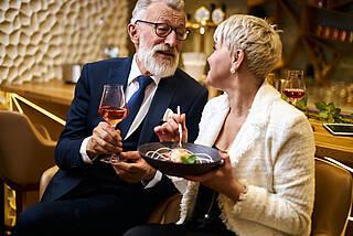 Studie aus den USA: Moderater Alkoholkonsum war mit besseren geistigen Funktionen im Alter assoziiert