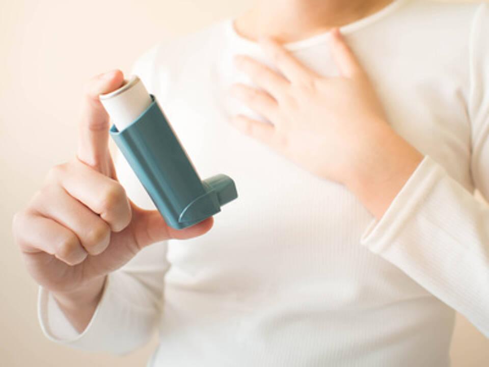 Asthma, Exazerbation, Cortisondosis