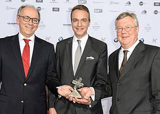 Impfung gegen Darmkrebs macht beim Felix Burda Award 2015 das Rennen